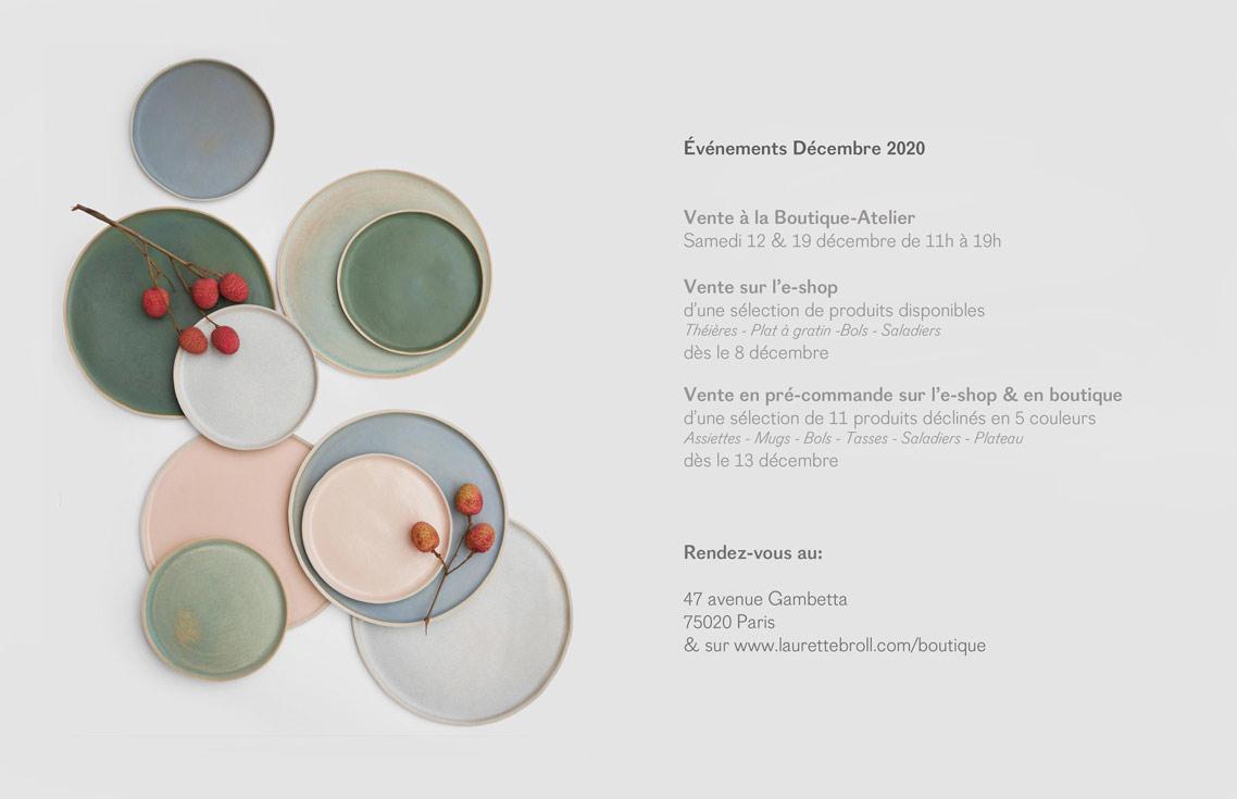 laurette broll céramique ceramic
